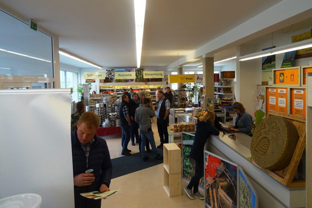 Geschäftslokal Imkerhof in Koppl
